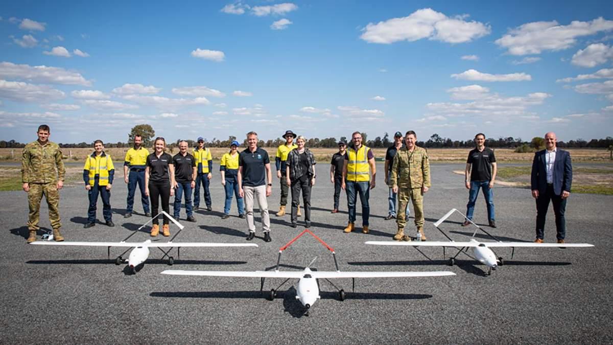 Boeing випробували безпілотник, яким керує штучний інтелект: відео