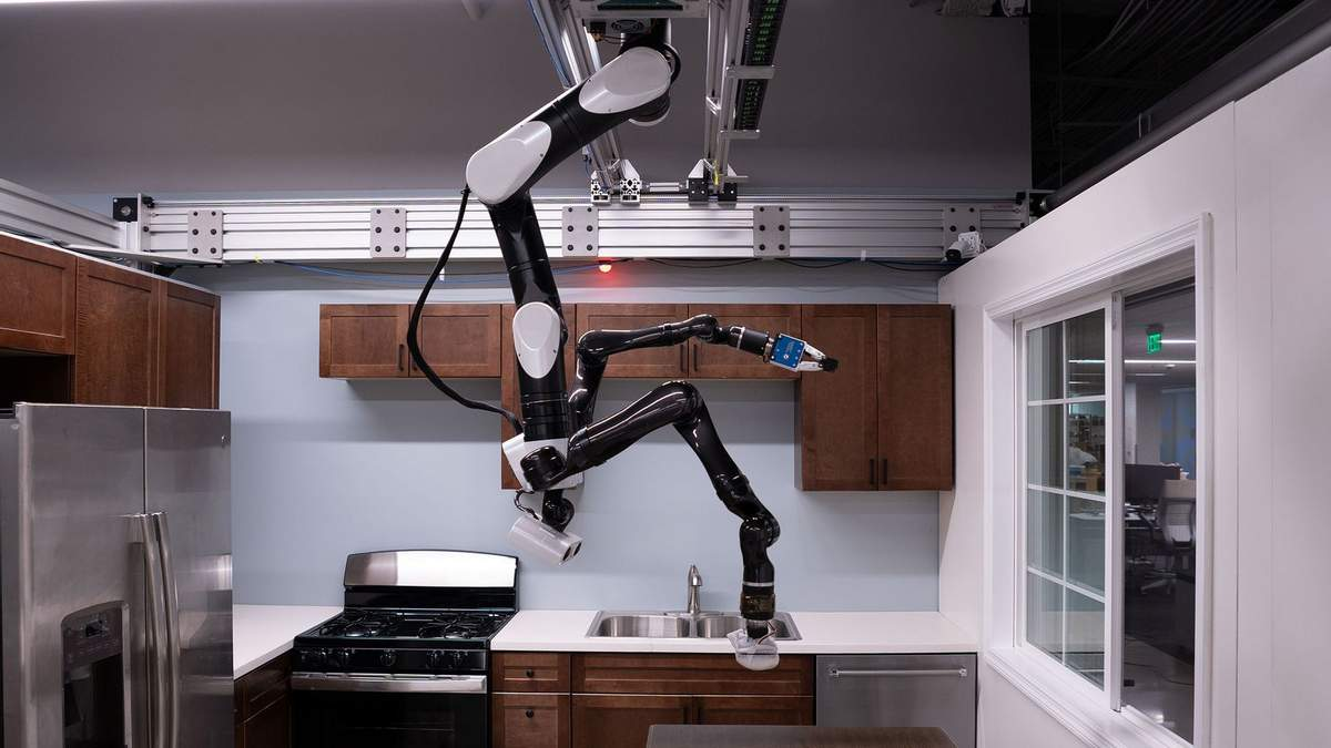 Toyota розробляє робота-помічника для дому: що відомо, відео