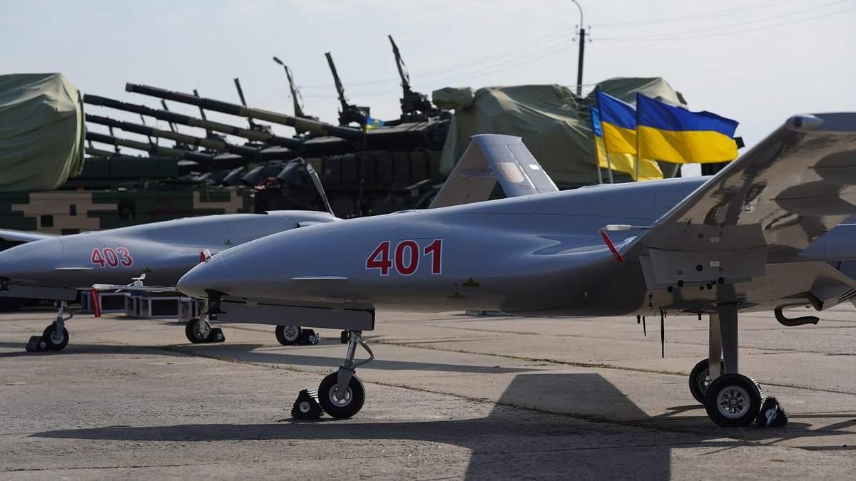 Україна придбає у Туреччини безпілотники Bayraktar: що відомо