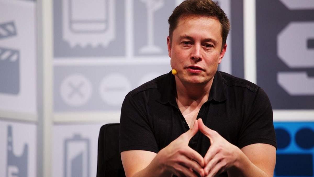 Ілон Маск хоче, аби місто на Марсі не залежало від Землі