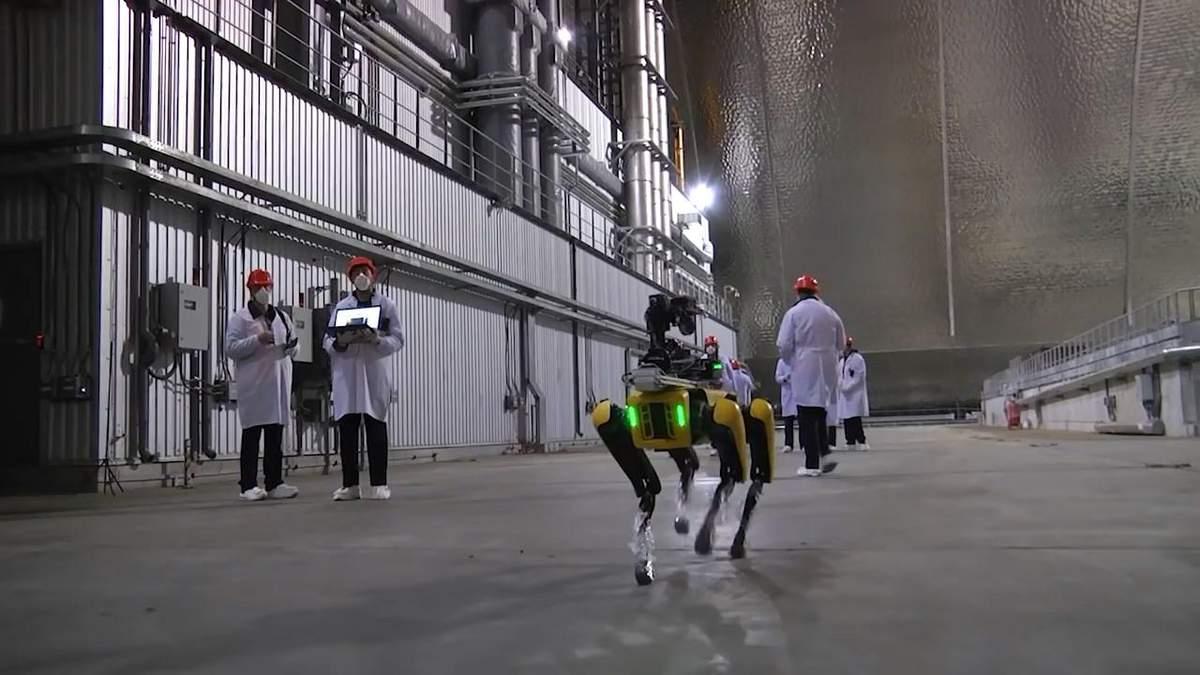Робот-пес Spot від Boston Dynamics виміряв радіацію у Чорнобилі: фото, відео