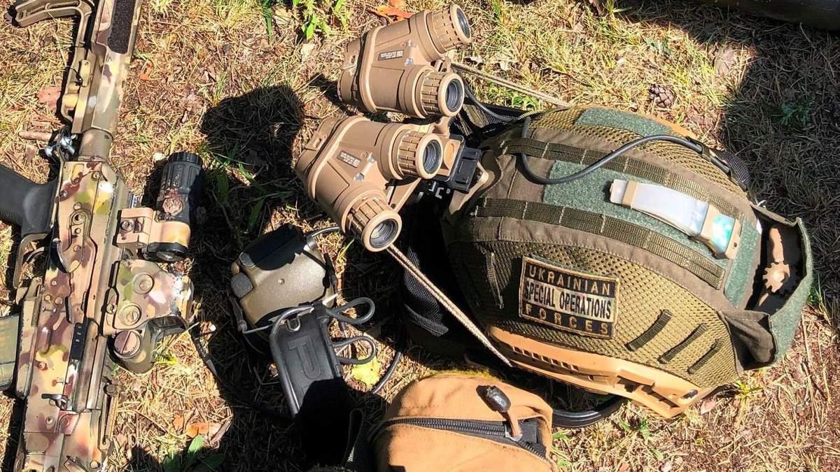 Українські балістичні шоломи TOR-D випробували у США: фото