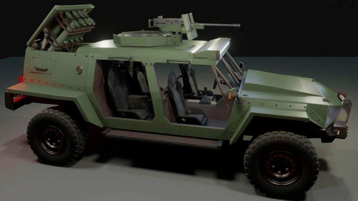 ВСУ могут получить на вооружение новую боевую машину: фото