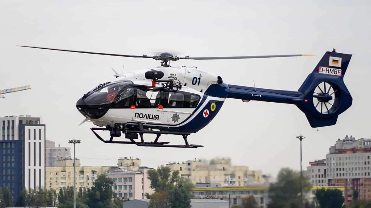 У Каневі побудують ангари для вертольотів Н145