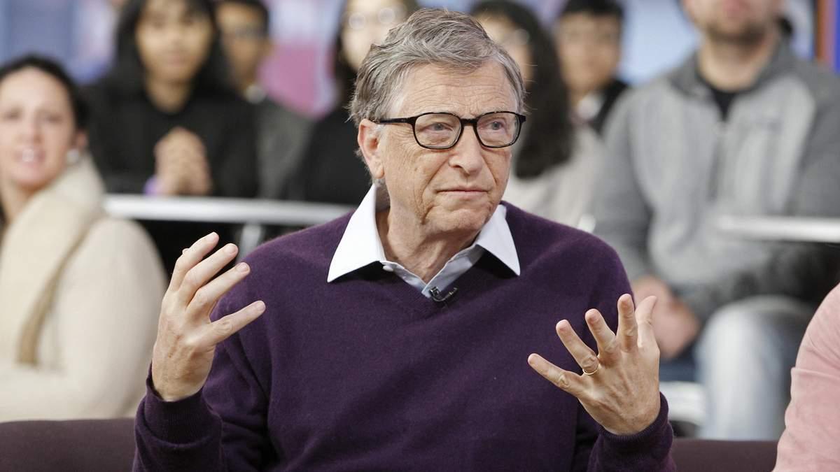 Они как нудисты: Билл Гейтс резко высказался об антимасочниках
