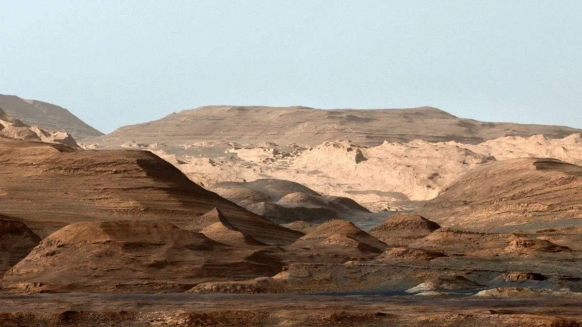 Біблійний потом знищив життя на Марсі?