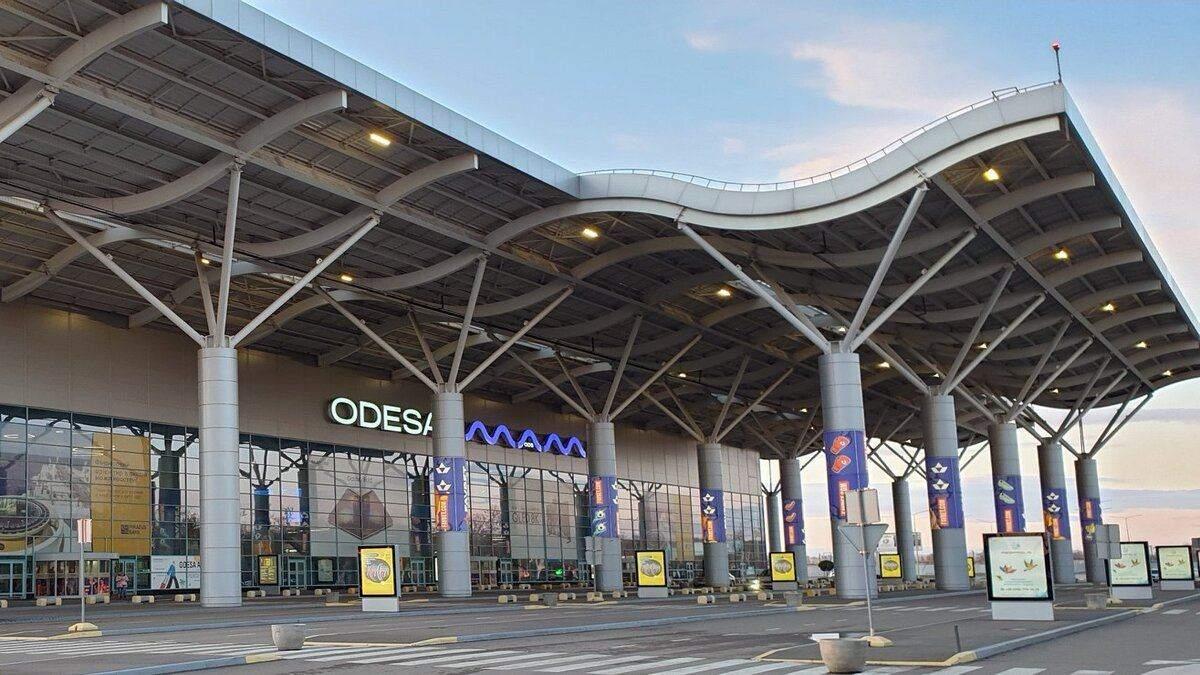 Міжнародний аеропорт Одеса
