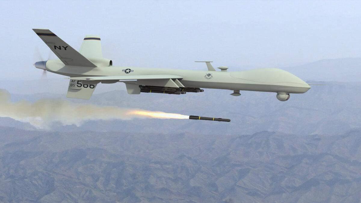 Ударний БПЛА США MQ-9 Reaper