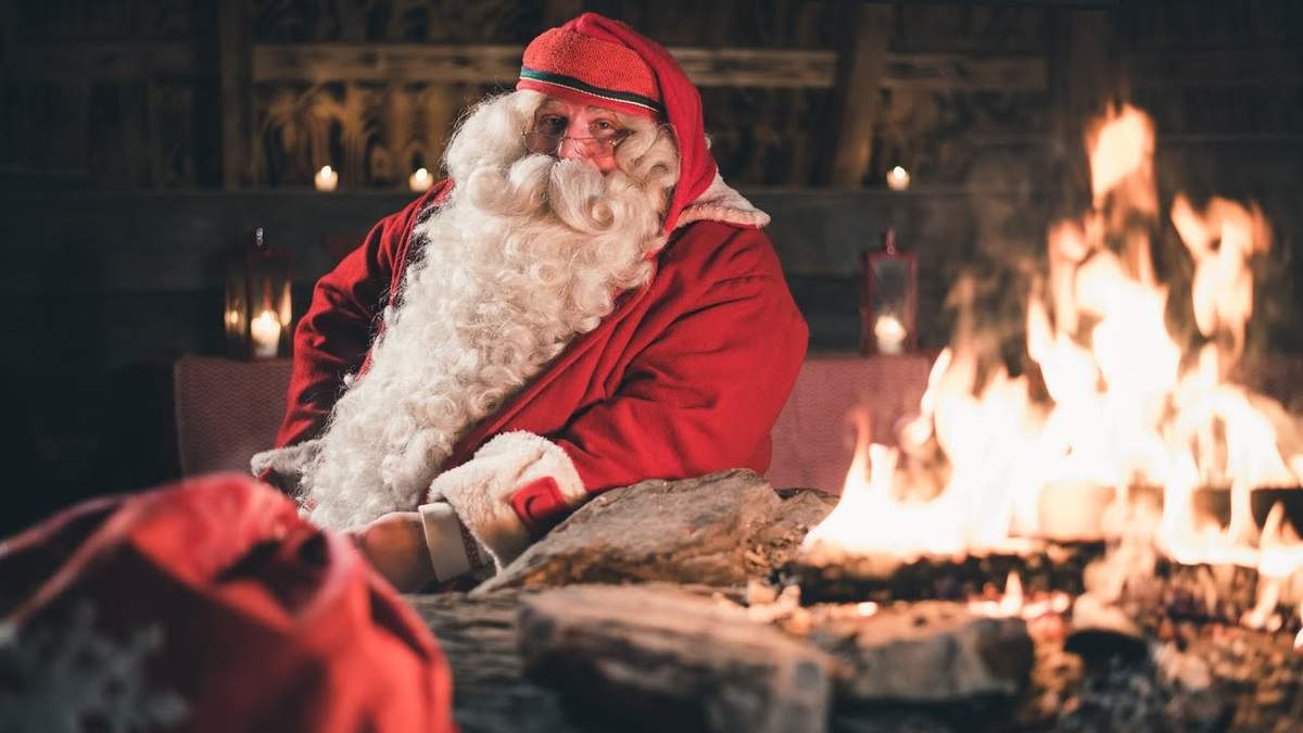 Віртуальний політ до Санта-Клауса від Finnair: як придбати квиток