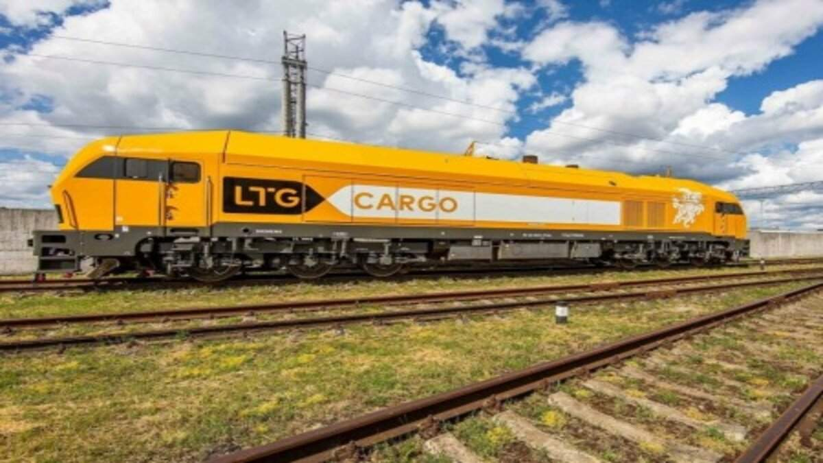 Литовська LTG Cargo відкрила компанію в Україні