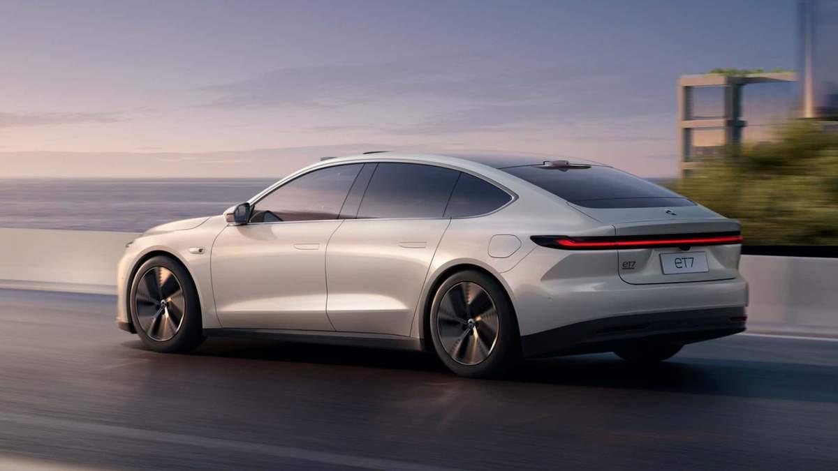 Конкуруватиме з Tesla: китайці представили новий електрокар Nio – розкішні фото, ціна