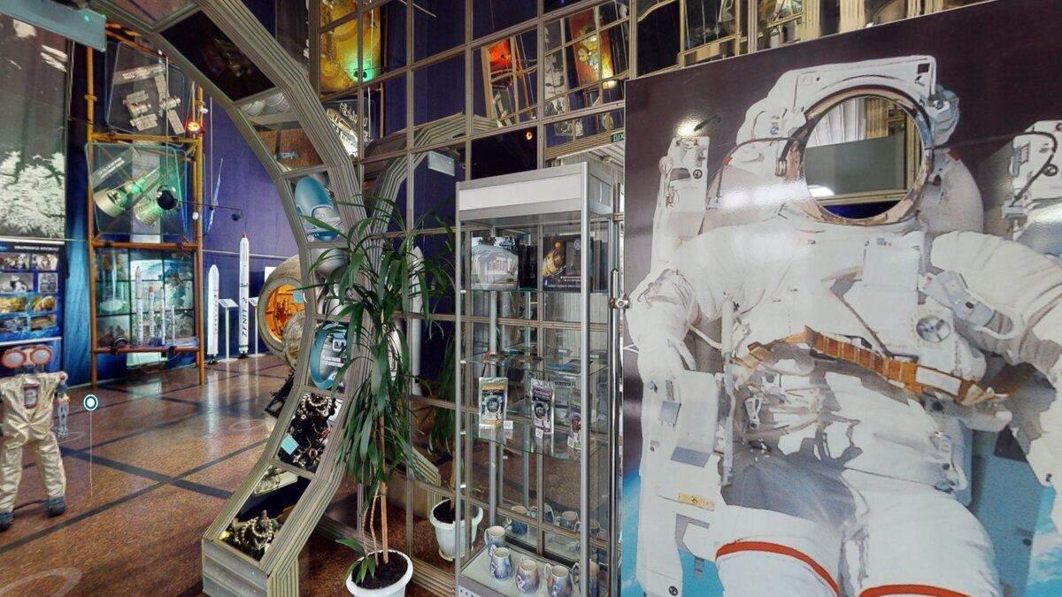 У Житомирі створили віртуальний 3D-тур Музеєм космонавтики
