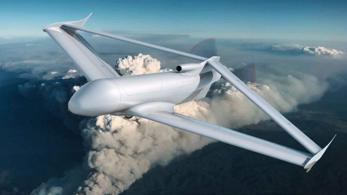 Во Франции создали беспилотник с необычными крыльями