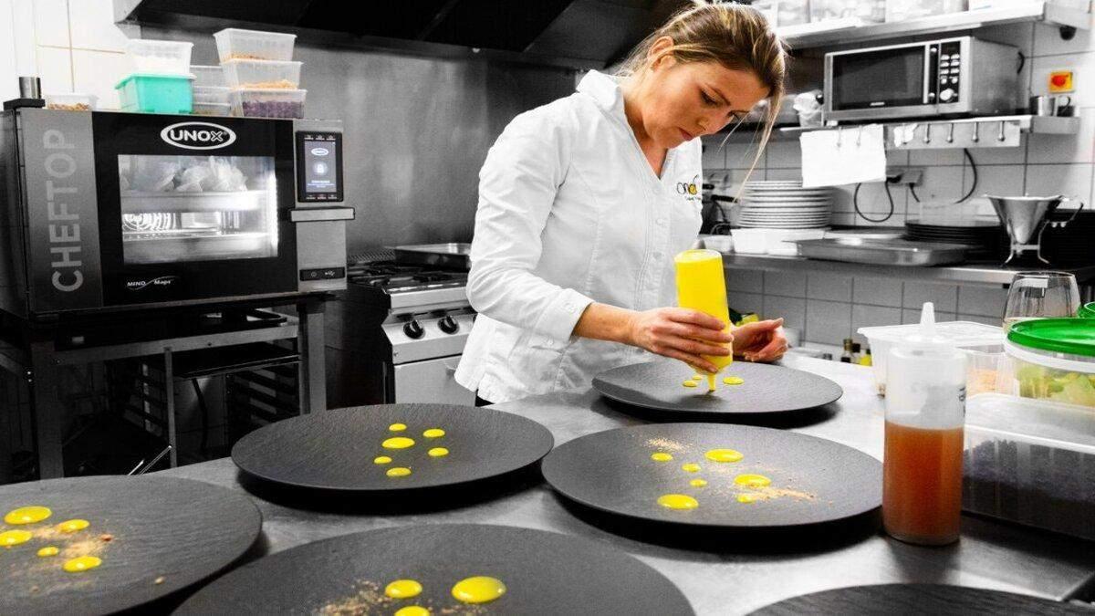 У Франції вееганський ресторан отримав зірку Michelin