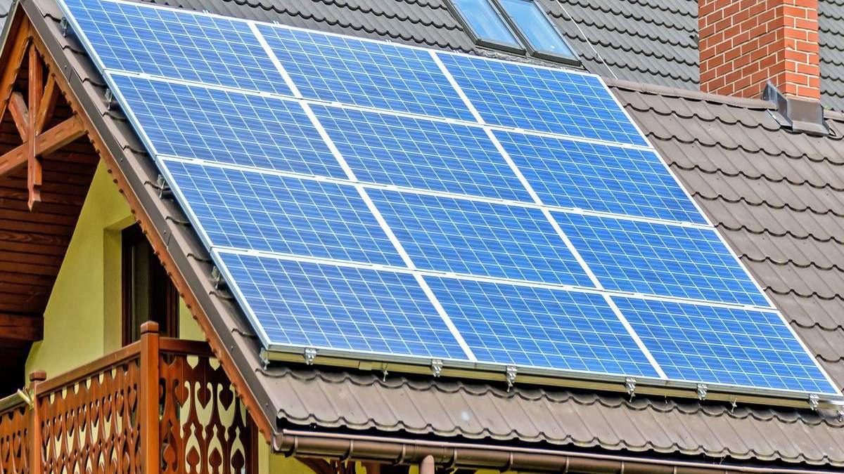 Скільки українців вже встановили сонячні електростанції: цифра