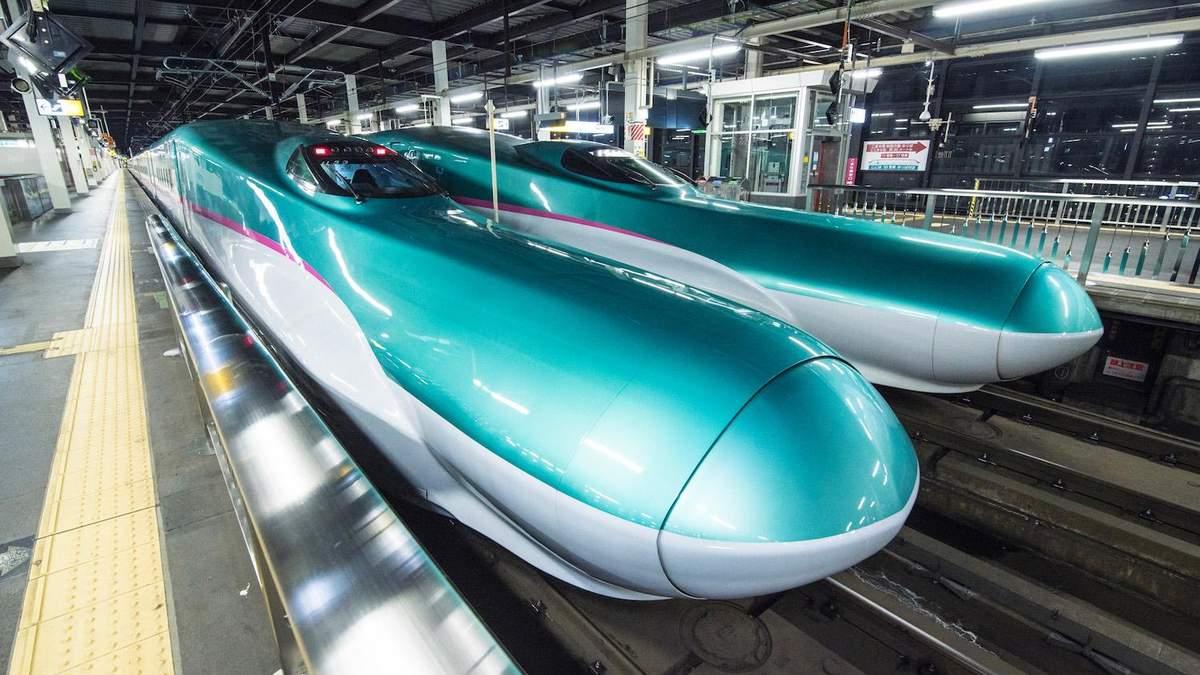 Японці тестують вагони-офіси у надшвидкісних потягах: подробиці