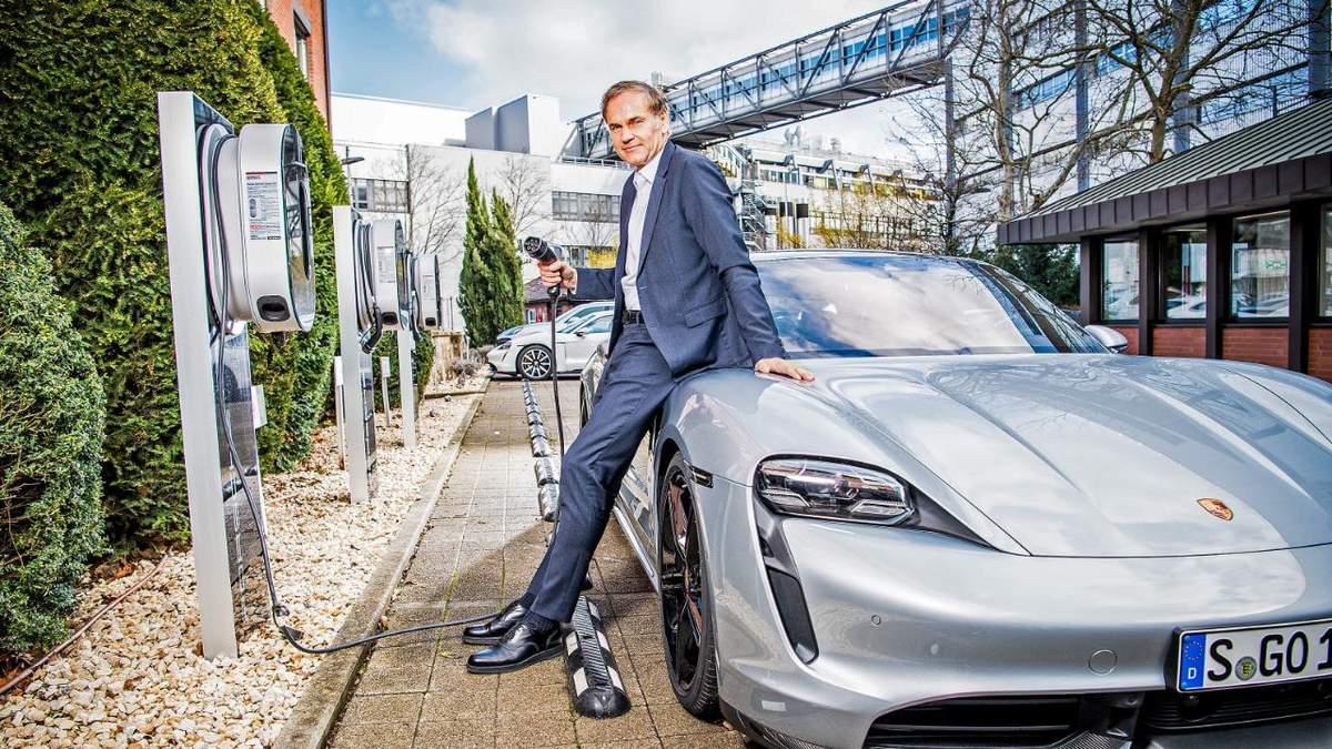 Porsche заявила, что 80% ее автомобилей будут электрическими: когда