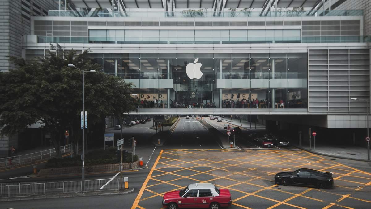 Apple стала лідером з продажів смартфонів, обігнавши Samsung і Huawei