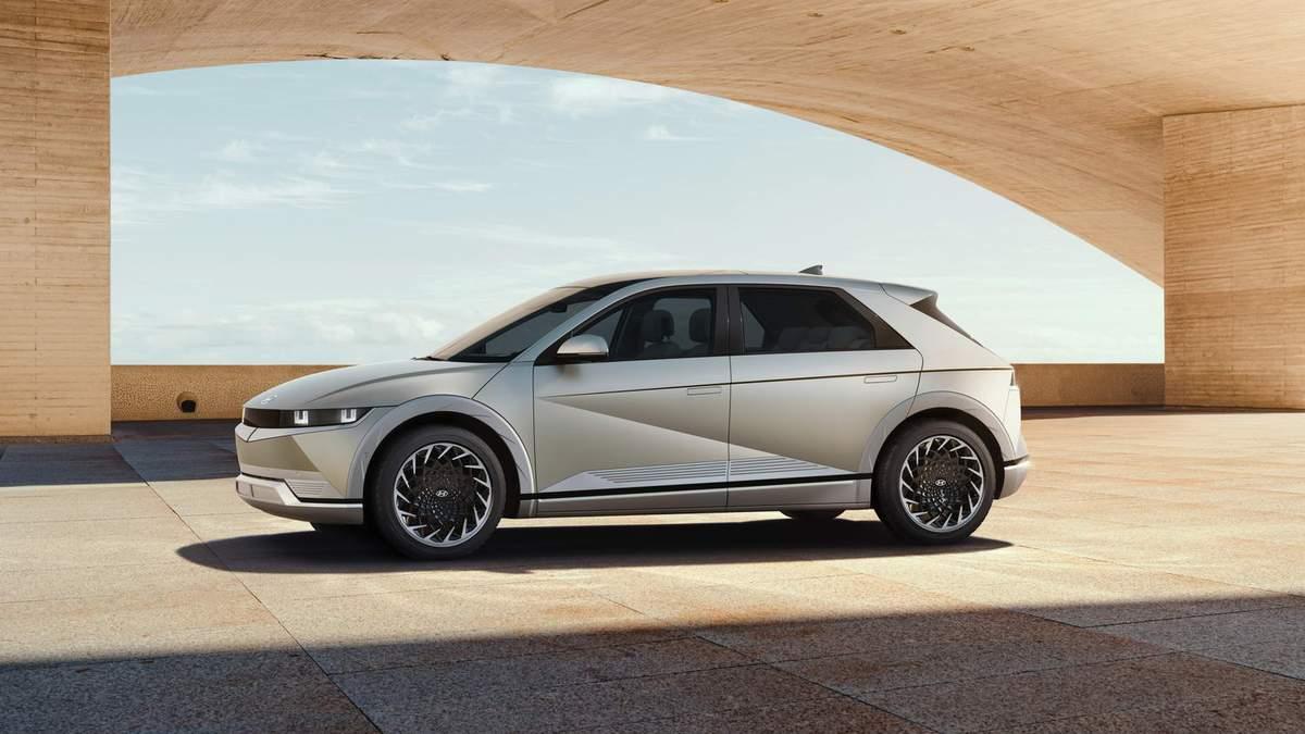 Hyundai представила электромобиль Ioniq 5: фото, характеристики