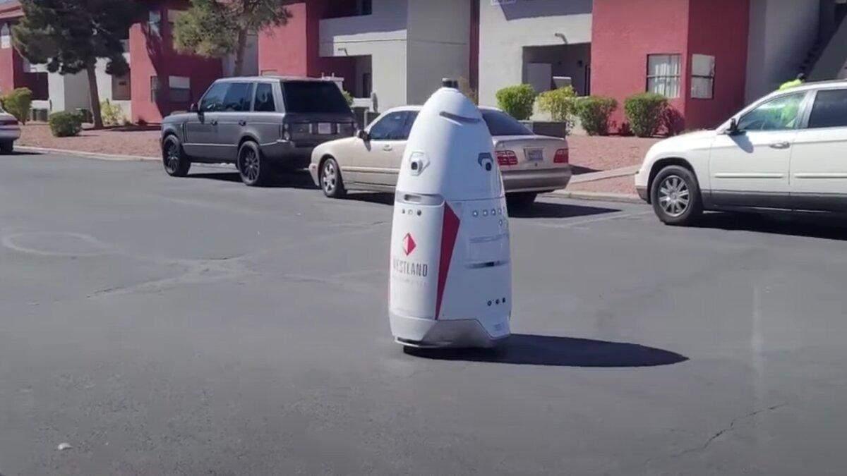 У США представили робота-охоронця