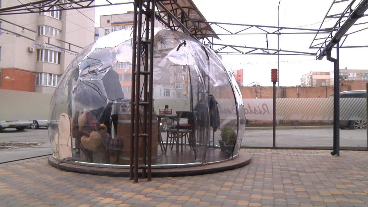 У Вінниці виготовляють антиковідні кулі - фото, відео