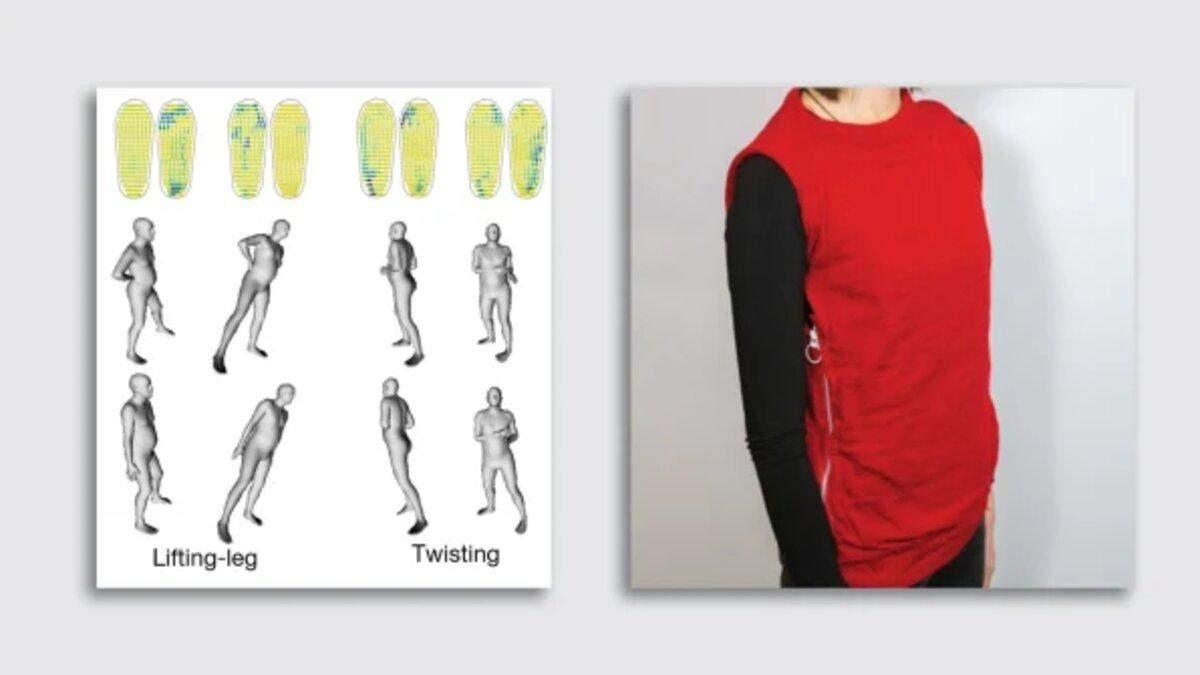 В США разработали умную одежду, которая способна исправлять осанку
