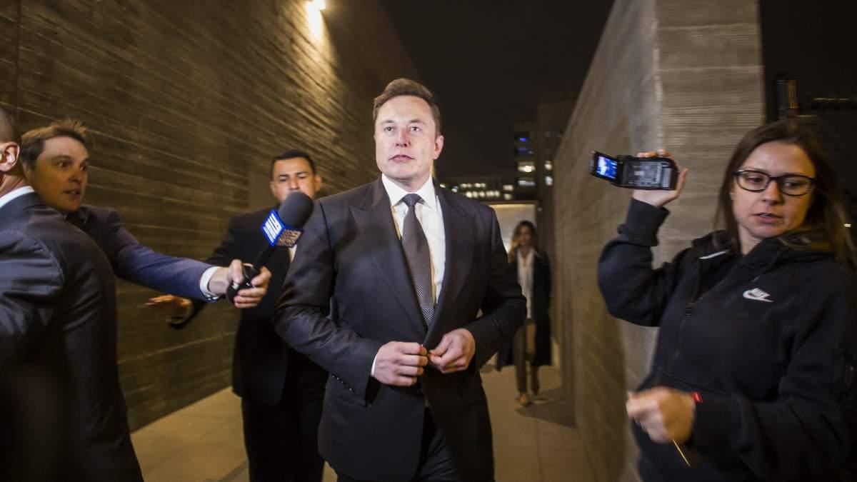 Ілон Маск розбагатів на 6 мільярдів доларів за добу: Forbes