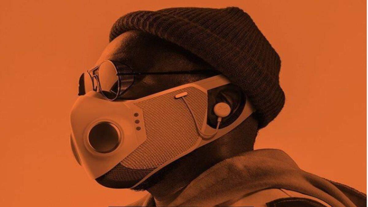 Рэпер Will.i.am выпустил маску с наушниками и подсветкой