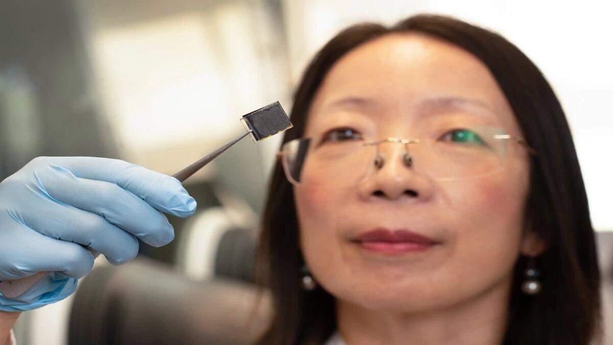 Углеродные точки из волос повышают стабильность перовскитных батарей