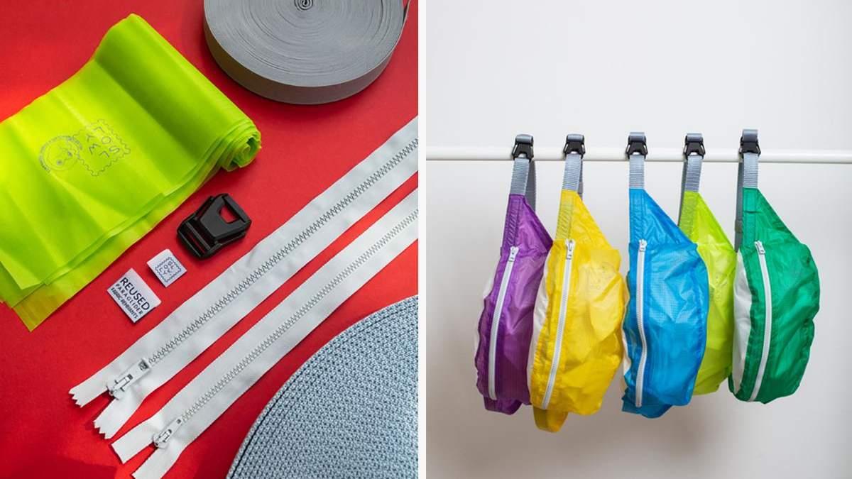 Уникальный бренд: в Украине шьют вещи из нестандартных материалов – фото