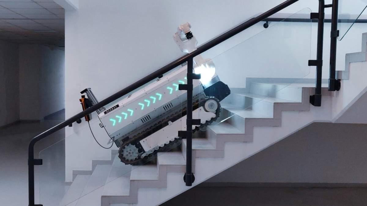 Австрійці показали прототип робота-будівельника Baubot.: фото, відео