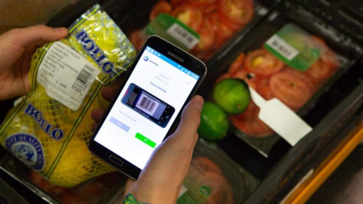 Створили цінники, які відстежують свіжість та знижують ціну продуктів