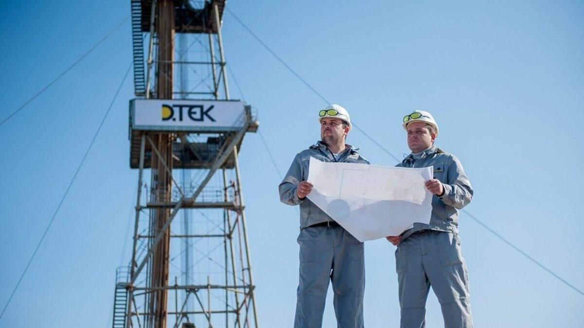 ДТЕК видобув 1,5 млрд куб. м газу завдяки новітнім технологіям
