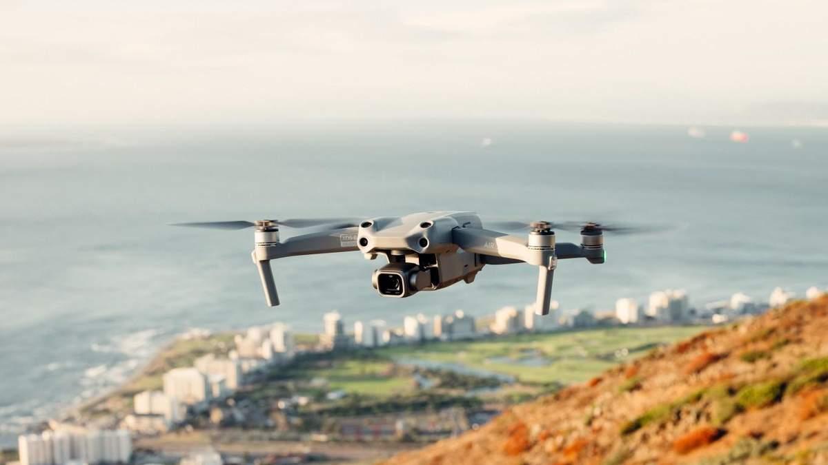 DJI представила новітній квадрокоптер Air 2S