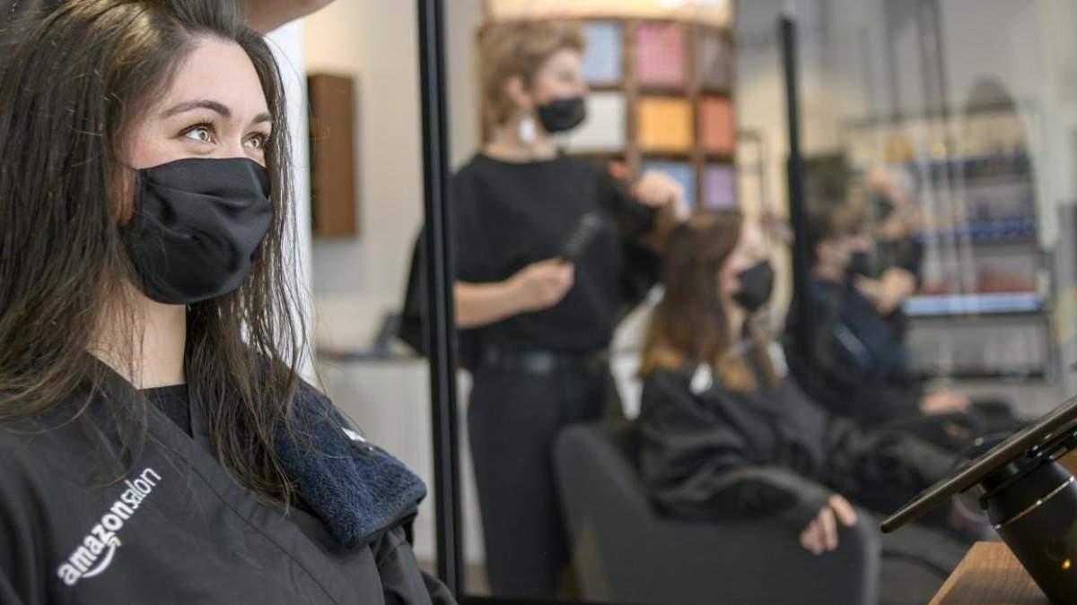 Amazon откроет новую парикмахерскую с дополненной реальностью