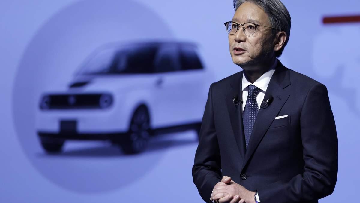 Honda хочет выпускать только электромобили к 2040