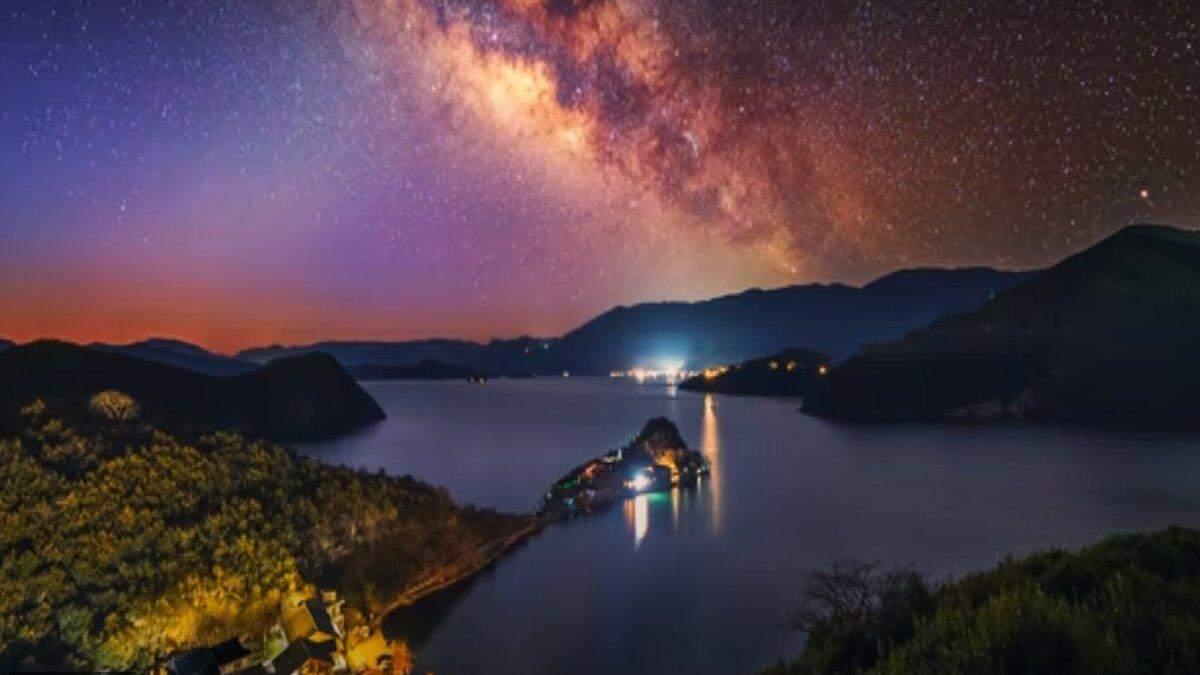 Sony представила таймлапс-съемку горных пейзажей и ночного неба