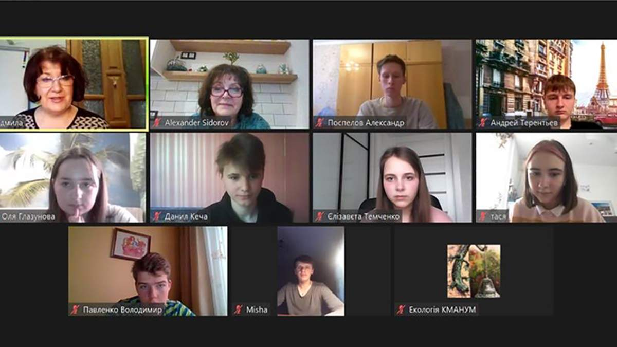 Украинские подростки получили 13 наград на научной конференции ICYS