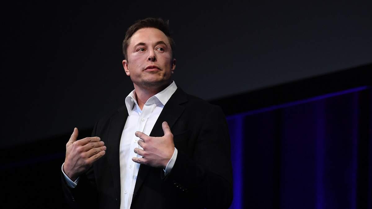 Ілон Маск заробив на посту гендиректора Tesla рекордну суму