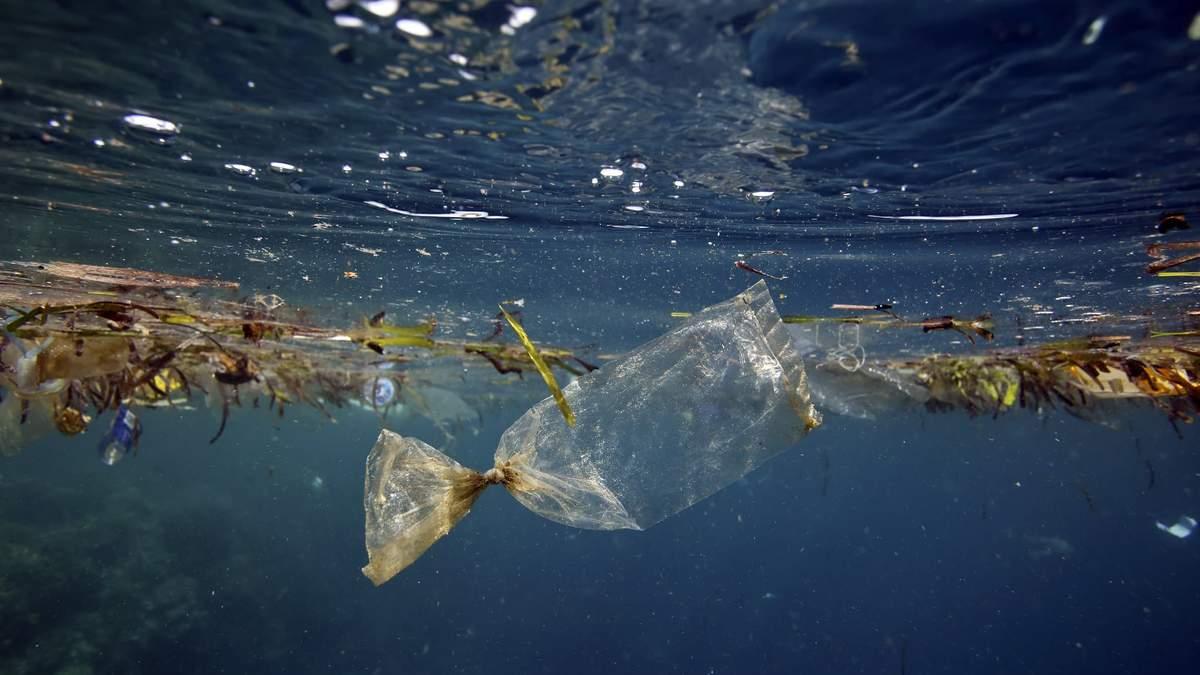 У США створили робота, який прибирає сміття в океані