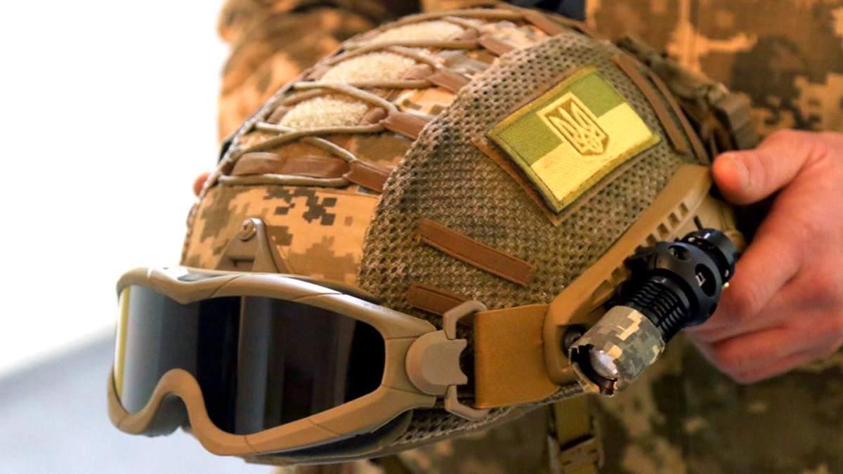 Український шолом TOR-D пройшов випробування Міноборони