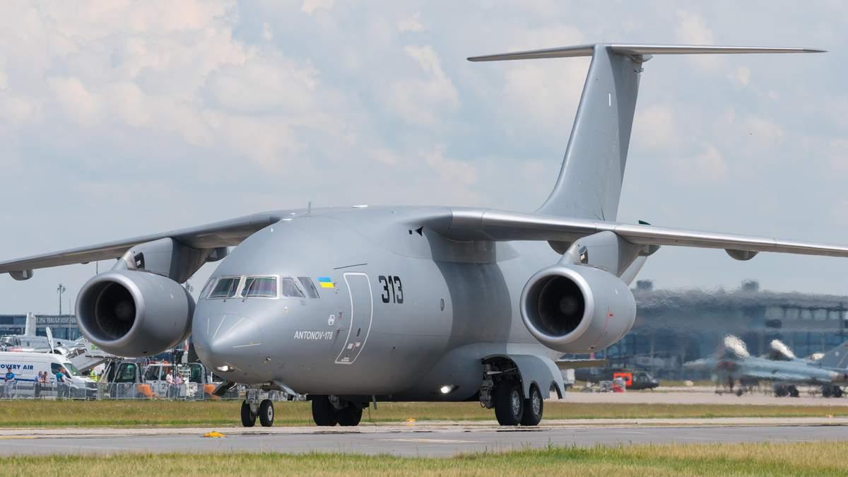 Украинцы разработают самолет ДРЛО на базе Ан-178