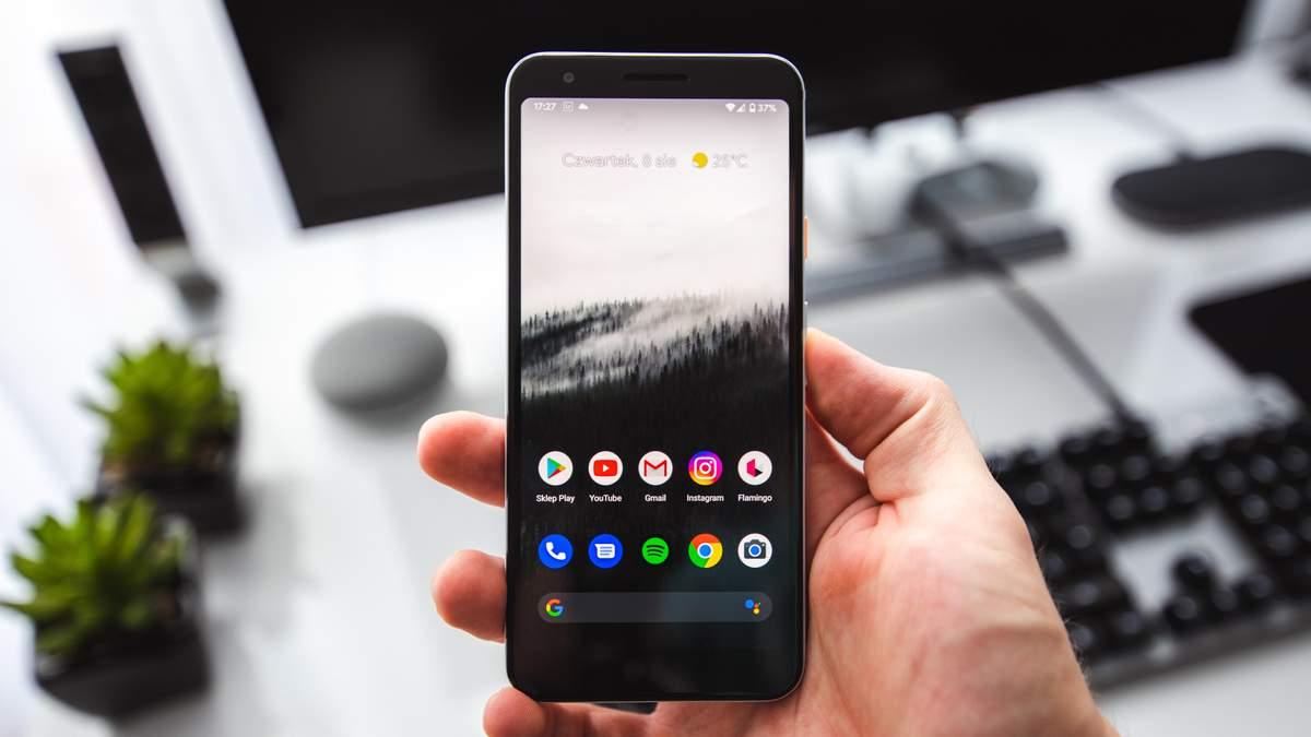 У Google Phone з'явилася функція, що озвучує ім'я абонента