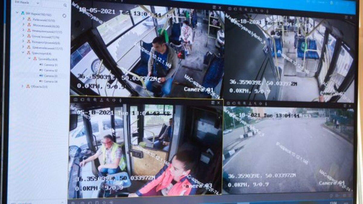У Харкові наземний електротранспорт обладнають тривожними кнопками