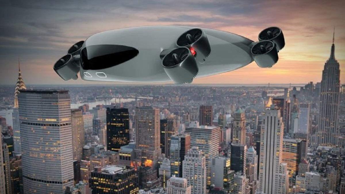 Транспорт майбутнього: Kelekona розробляють аеротаксі на 40 пасажирів – фото, відео