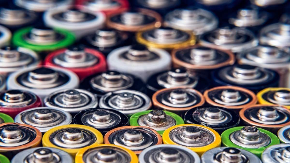 Житомир відправить у GreenWee 100 кг батарейок на переробку