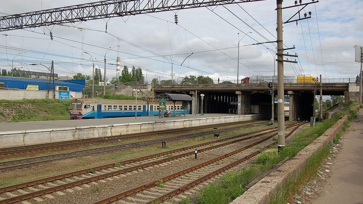 Укрзалізниця модернізує залізничну станцію Святошин