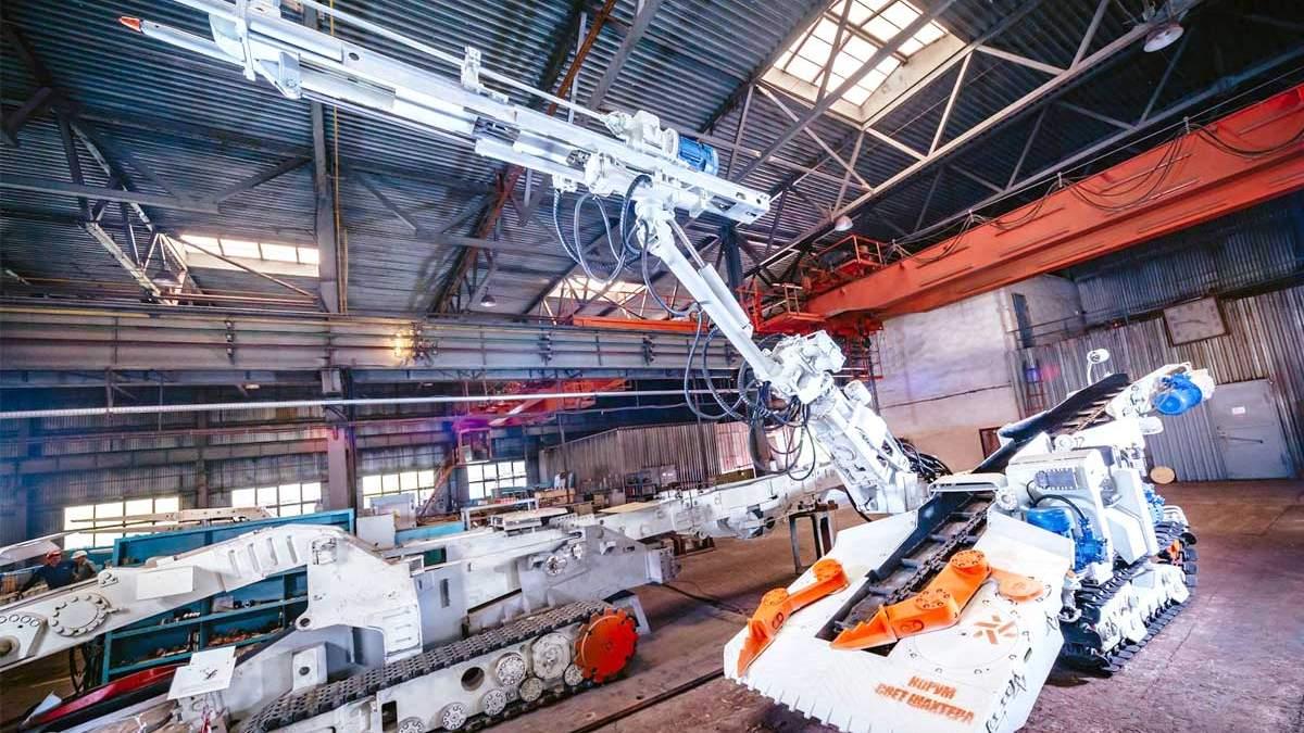 Украинцы будут производить горно-шахтное оборудование для Турции