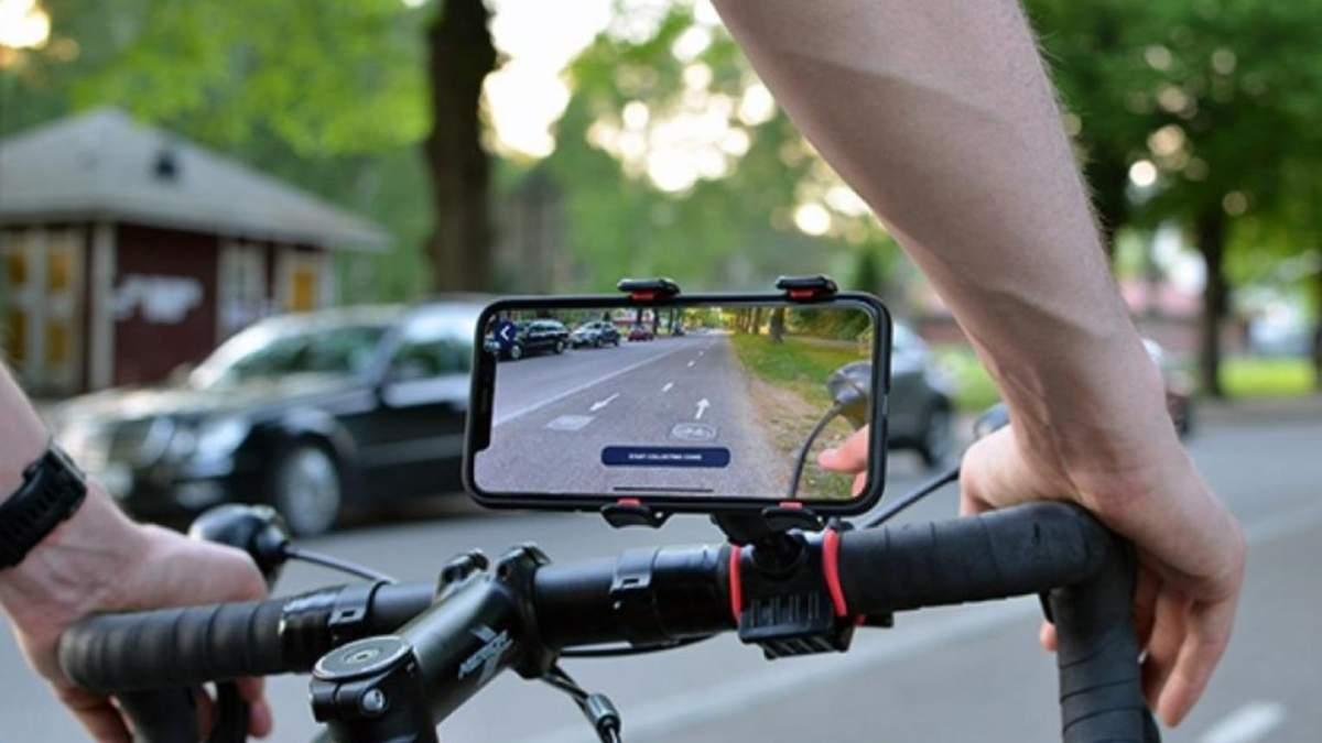 Финские велосипедисты будут зарабатывать, собирая данные о дорогах