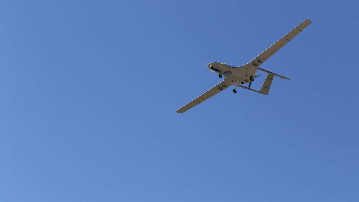 В Україні випробували ударний дрон Bayraktar: фото, відео